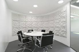 small round office table office workspace exciting and fresh for profesional meeting room