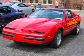 Pictures Of The New Pontiac Firebird Dozen The Most Collectible 1980s Muscle Cars Rod Network