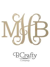 monogram letters wooden monogram letters unfinished wood monograms