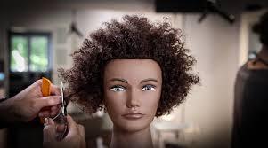 how to cut a bob on extra curly textured hair tutorial matt beck