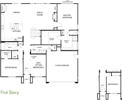 Eagle Homes Floor Plans by Pacific Communities Pacific Eagle Plan 3 1218329 Moreno Valley
