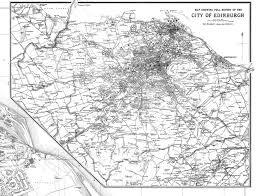 Edinburgh Map Forrestdale Research Edinburgh City Map