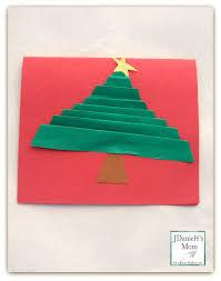 handmade christmas cards folded trees jdaniel4s mom
