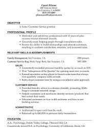 Sample Resume For Customer Service by Customer Experience Manager Resume Example Retail Sample Sample