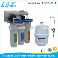 under sink water purifier low maintenance 5 6 7 stage under sink ro system water purifier