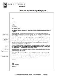 sponsorship presentation template 21 free sponsorship proposal