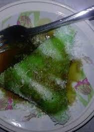 resep lopis 8 resep lupis ketan hijau enak dan sederhana cookpad