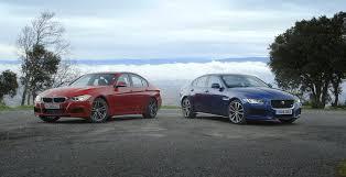 xe lexus sedan bmw 335i versus jaguar xe s which is the best sports sedan