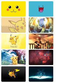 10pcs l animation pokemon go pikachu credit card stickers iphone 10pcs l animation pokemon go pikachu credit card stickers iphone app game stickers wall