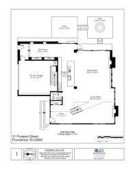 floor plans u2013 51 prospect street