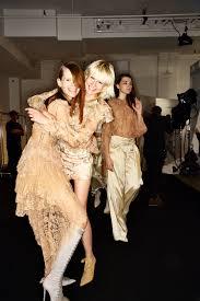 sonny vandevelde zimmermann ss17 fashion show york backstage