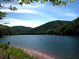 Maryland lakes images Kayak tours deep creek lake family activities and adventure eco jpg