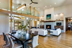 modern design style home staging design white orchid interiors