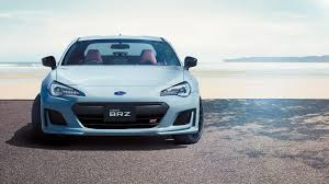 subaru brz matte black 2015 subaru brz series blue special edition announced