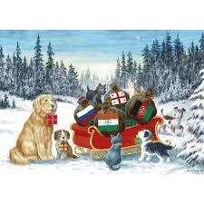 all our friends christmas cards u2013 mayhew shop
