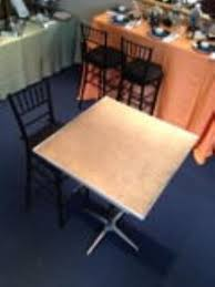 table rentals in philadelphia table 30 inch square x 42 inch high pedestal ty rentals philadelphia
