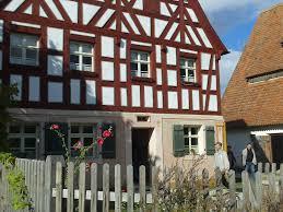 Bad Windsheim Freilandmuseum Fränkisches Freilandmuseum Bad Windsheim Mapio Net