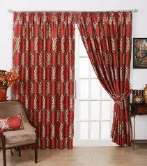 red kitchen curtains u2014 home design blog the best red kitchen