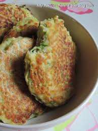 cuisiner courgettes beignets de courgette beignets food and recipes