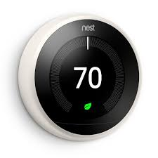 home depot black friday ap nest learning thermostat 3rd generation t3007es the home depot