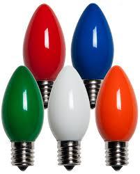 old c9 christmas lights c9 multicolor christmas light bulbs opaque christmas lights and