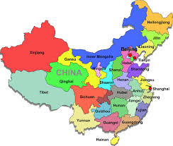 china on a map china provincial map map of china provinces china maps