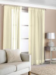 Plain Cream Curtains Cheap Curtains Available Terrys Fabrics