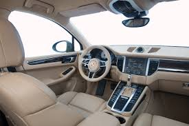 porsche suv interior 2017 2014 porsche macan review best car site for women vroomgirls