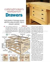 workshop blueprints 2192 cabinet makers workbench plans workshop solutions idea