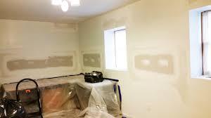 retrofit basement exterior walls spray foam insulation staten