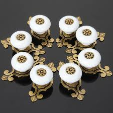 Bedroom Furniture Handles Manufacturers Online Get Cheap Ceramic Cabinet Knob Aliexpress Com Alibaba Group