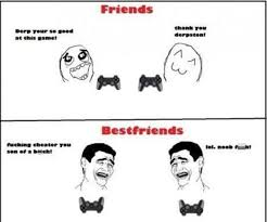 Memes About Best Friends - the difference between friends and best friends thechive