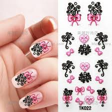 how to apply nail art stickers mailevel net