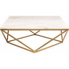 nuevo modern furniture hgtb265 jasmine coffee table w white