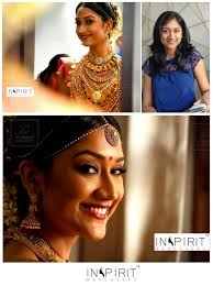 bridal makeup artist websites pin by inspirit makeovers jijeesh makeup artist on typical hindu