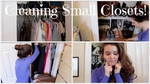 Organize My Closet by Organizing Small Closets Youtube