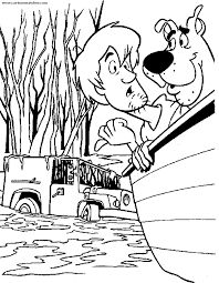 scooby doo colouring sheets scooby doo colouring