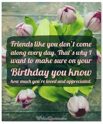 Happy Birthday Wishes To A Great Heartfelt Happy Birthday Wishes And Images For Your Best Friend