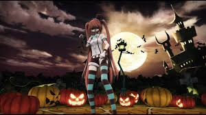 happy halloween artwork mmd spooky scary skeleton happy halloween 2k16 youtube