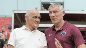 Martin Bader Bundesliga Absteiger Mirko Slomka Soll Neuer Hannover Trainer