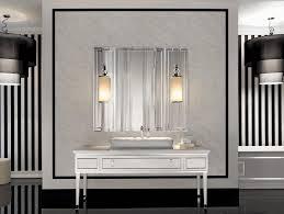 space saving bathroom vanity transparent glass shower box medium