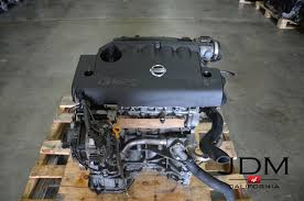 nissan altima jdm jdm nissan altima 2002 2006 2 5l 4cyl qr25 engine jdm of california
