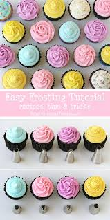 best 25 cupcakes decorating ideas on pinterest easy cupcake