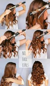 pretty hair styles with wand best 25 curl your hair ideas on pinterest how to curl hair with