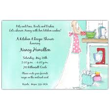 s shower invitations domestic delight kitchen shower invitations paperstyle