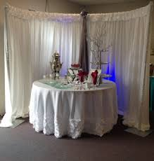 backdrop rentals allcargos tent event rentals inc curved pipe drape backdrop