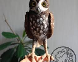 Owls Home Decor Owl Decoration Etsy
