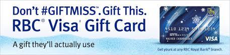 bank gift cards visa gift card designs rbc royal bank
