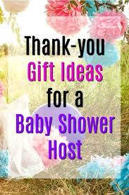 for baby shower hostess thank you gifts formidable gift ideas for baby shower host