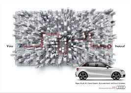 audi ads audi amusement without breaks audi ads